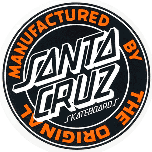 Santa Cruz MFG sticker Canada Vancouver Pickup