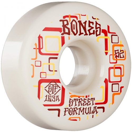 Bones Retros V3 Slims 52mm 103a Skateboard Wheels Canada Pickup Vancouver