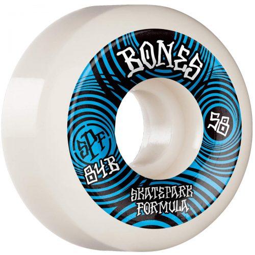 Bones Ripples SPF p5 Sidecut 58mm 84b Skateboard Wheels Canada Pickup Vancouver