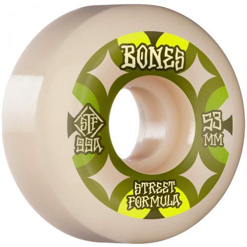 Bones Wheels Retros 99a 53mm v5 sidecut Skateboard Canada Pickup Vancouver
