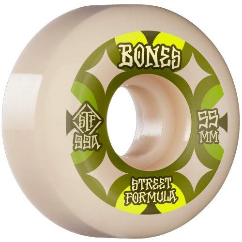Bones Wheels Retros 99a 55mm v5 sidecut Skateboard Canada Pickup Vancouver