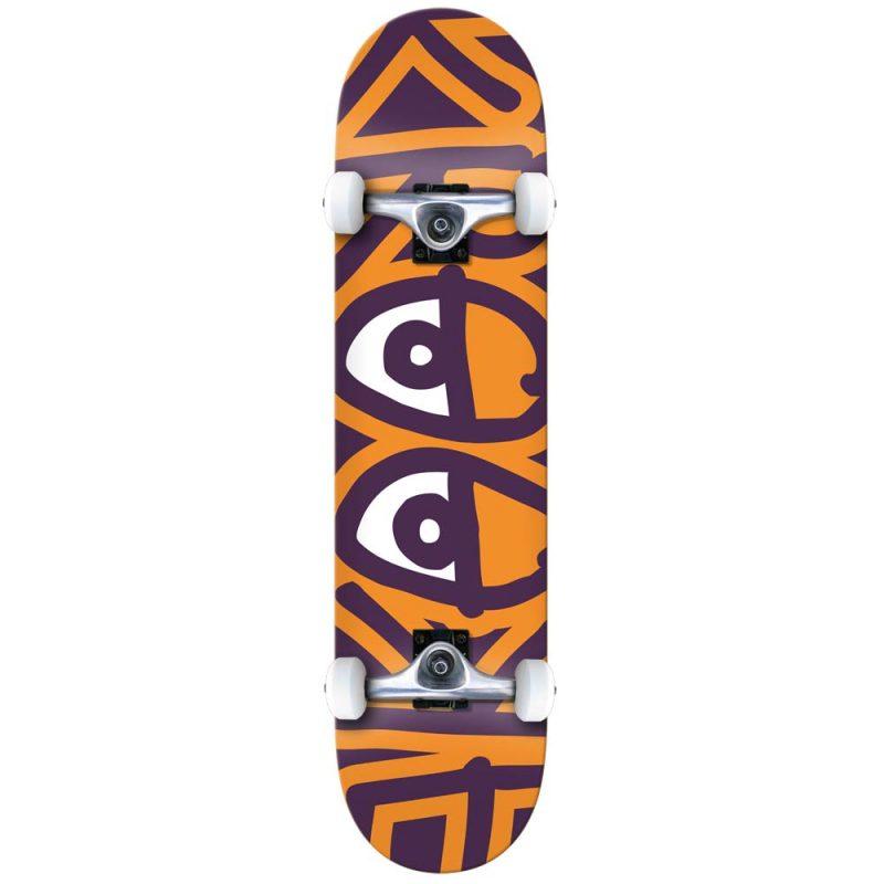 Krooked Big Eyes Skateboard Complete Canada Pickup Vancouver