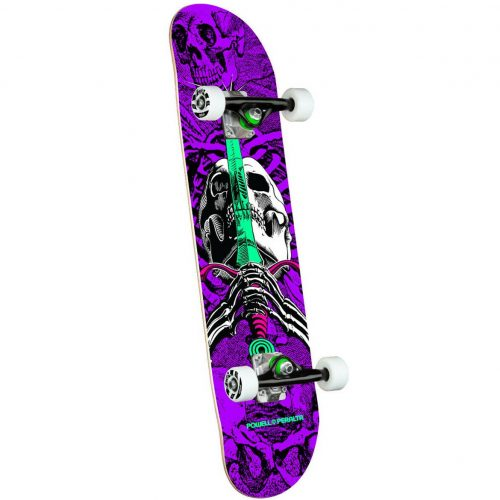 Powell Peralta Skull and Sword Complete Purple Vancouver Local Online