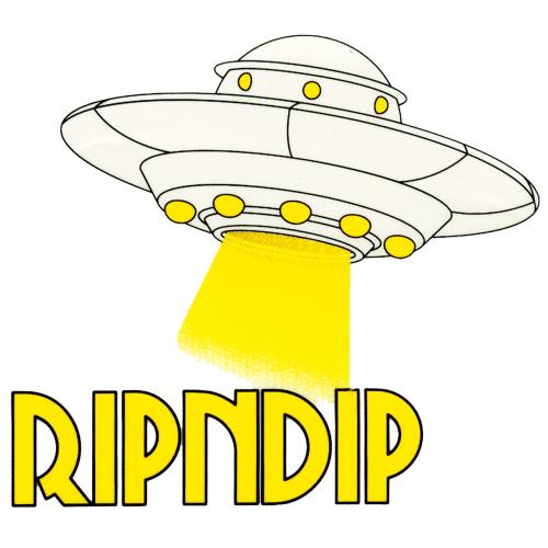 Ripndip Sticker Collector Canada Pickup Vancouver