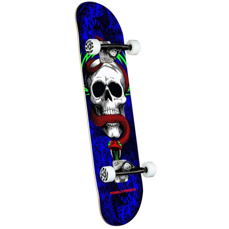 Powell Peralta Skull and Snake Complete Skateboard Blue Vancouver Local Pickup Canada Online