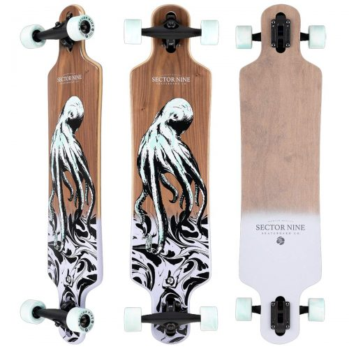 Sector 9 Complete Bintang Abyss 9.25 x 38 Longboard Canada Pickup Vancouver