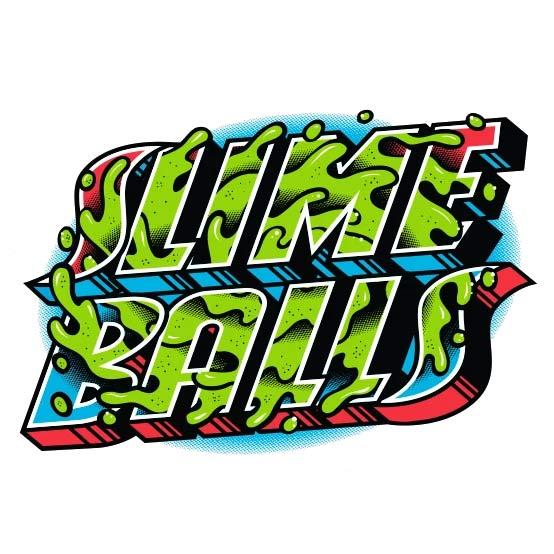 Santa Cruz Slime Balls Wrist Watch Green Skateboard Canada Pickup Vancouver