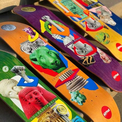 Almost Skateboards Canada Online Sales Vancouver Pickup