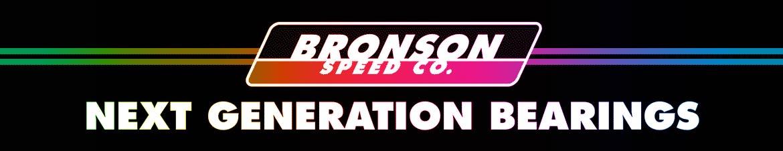 BRONSON AARON HOMOKI JAWS PRO SPEED BEARINGS G3 TIE DYE Canada Pickup Vancouver