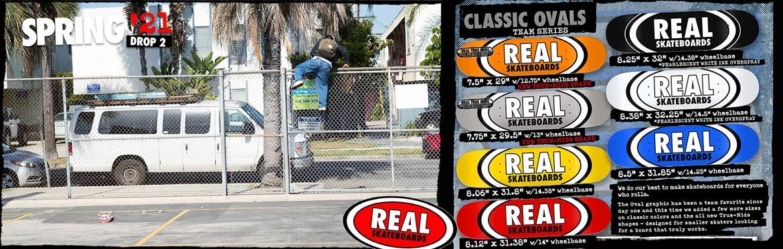 Real Skateboards Canada Pickup Vancouver