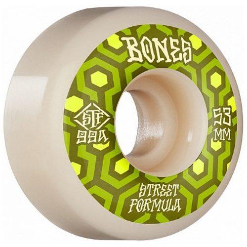 Bones STF Retros V1 Standards 53mm 99a White Canada Skateboard Pickup Vancouver