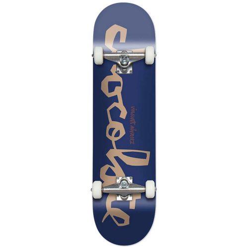 Chocolate Vincent Alvarez Chunk Complete 31.625 x 8.25 Blue Skateboard Canada Pickup Vancouver