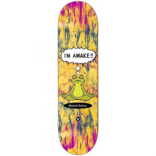 Darkstar Manolo Robles Awake R7 Deck 8 x 31.6 Tie Dye Skateboard Canada Pickup Vancouver
