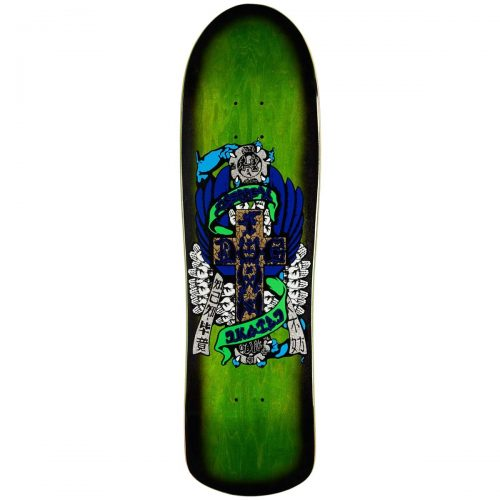 Dogtown Eric Dressen M80 Hands Deck 8.75 x 31.5 Assorted Stains Canada Pickup Vancouver