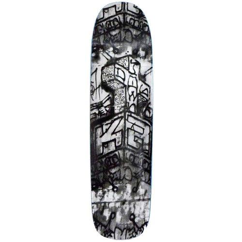 Dogtown Graffiti Wall Pool Deck 8.375 x 32.075 Grey Skateboard Canada Pickup Vancouver