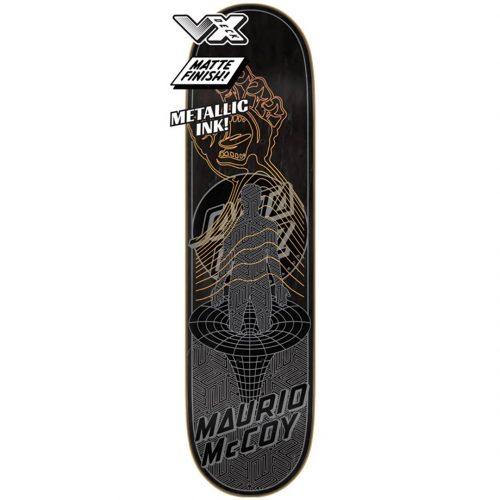 Santa Cruz Maurio McCoy Transcend VX Deck 8.25 x 31.83 Black Skateboard Canada Pickup Vancouver