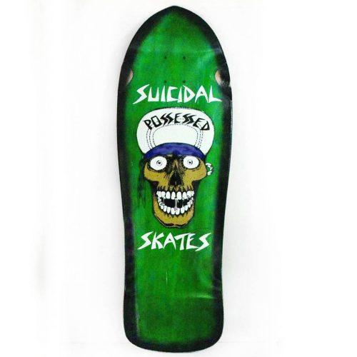 Suicidal Skates Punk Skull Deck Canada Online Sales Vancouver Pickup