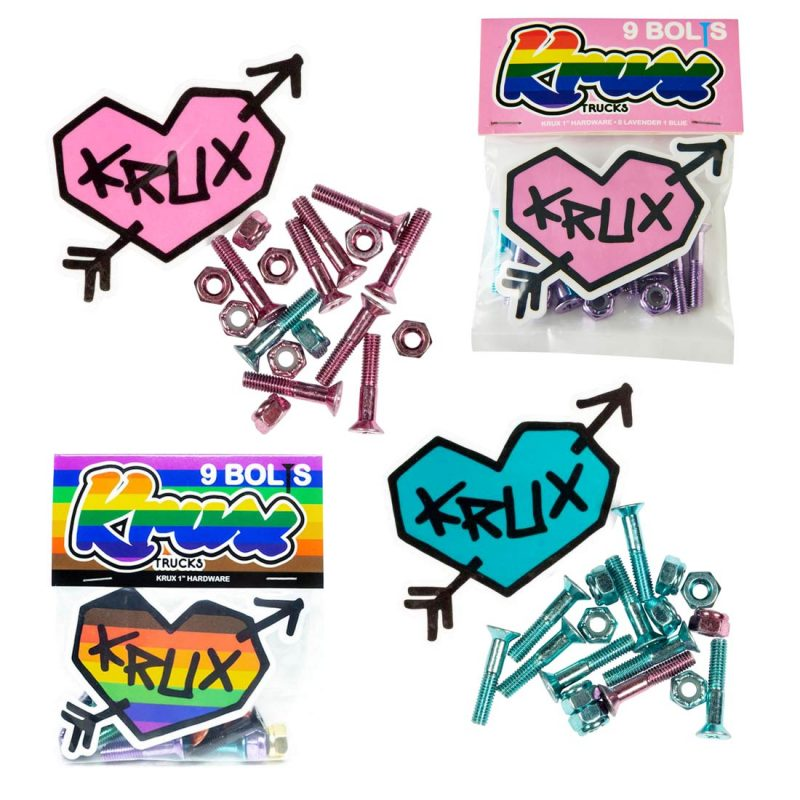 Krux Skateboard Hardware Canada Pickup Vancouver