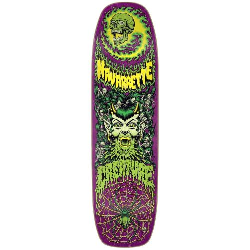 Creature Darren Navarrette Hell Queen Deck 8.8 x 32.57 Purple Skateboard Canada Pickup Vancouver