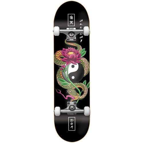 DGK Viper Complete 7.75 x 31.5 Black Skateboard Complete Canada Pickup Vancouver