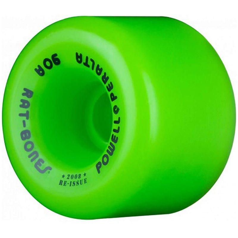 Powell Peralta Rat Bones 60mm 90a Green Skateboard Reissue Wheels Canada Pickup Vancouver