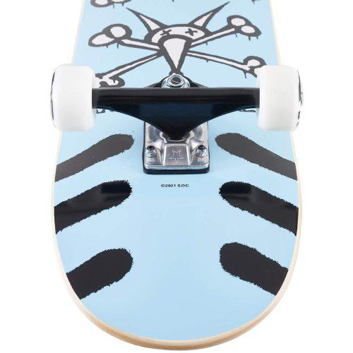 "Vato Rats Light Blue Complete Powell Peralta 31.45"" x 8"" Skateboard Canada Pickup Vancouver"