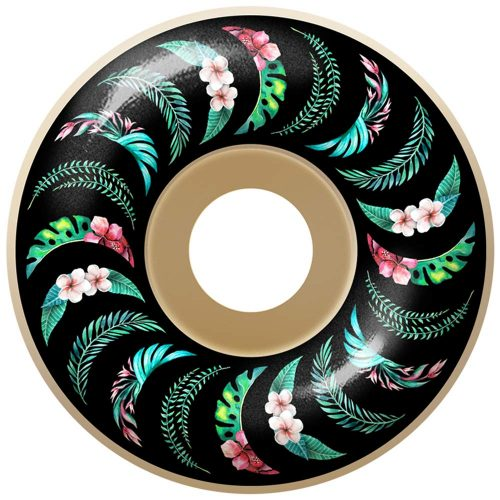 Spitfire Formula Four Floral Swirl Classics 52mm 99a Natural Skateboard Wheels Canada Pickup Vancouver