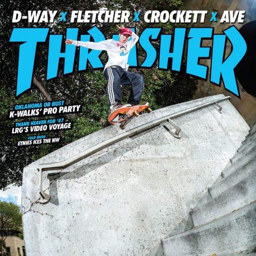 Thrasher Miles Silvas Spitfire Thunder Primitive Mob Skateboard Canada Pickup Vancouver