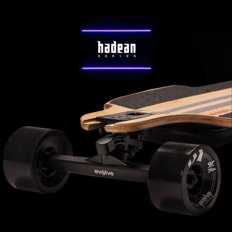 Evolve Hadean Eskate CANADA Bamboo Street Pickup Vancouver