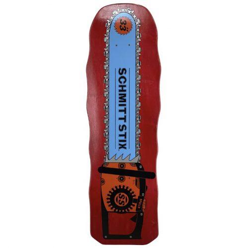 Schmitt Stix Chainsaw Reissue Original Concave Deck Canada Online Sales Vancouver Pickup