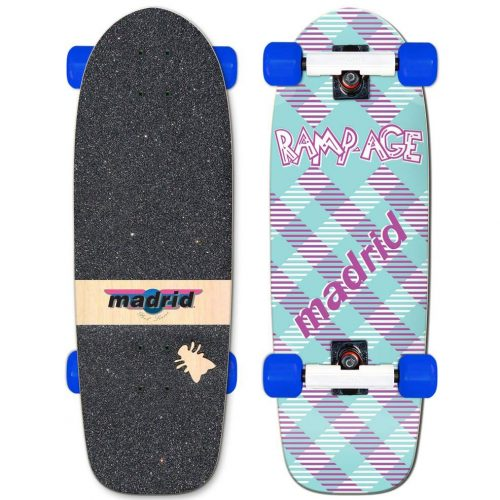 Madrid Stranger Things Rampage Skateboard Complete Vancouver Online Canada Sale