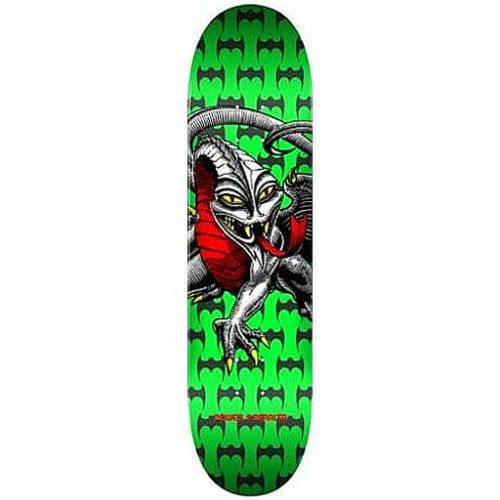 Powell Peralta Cab Dragon Birch Deck 7.5 x 28.65 Green Skateboard Canada Pickup Vancouver