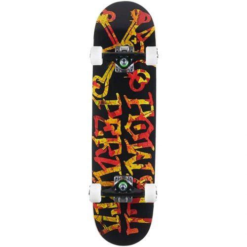 Powell Peralta Vato Rat Leaves Birch Complete 7.5 x 28.5 Black Skateboard Canada Pickup Vancouver