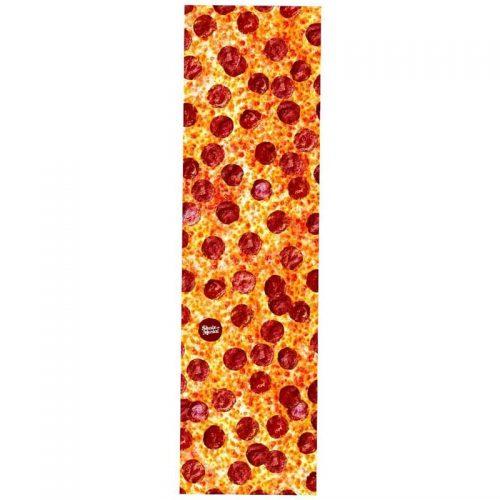 SKATE MENTAL GRIPTAPE PIZZA PEPPERONI SHEET 9 X 33 SKATEBOARD CANADA PICKUP VANCOUVER