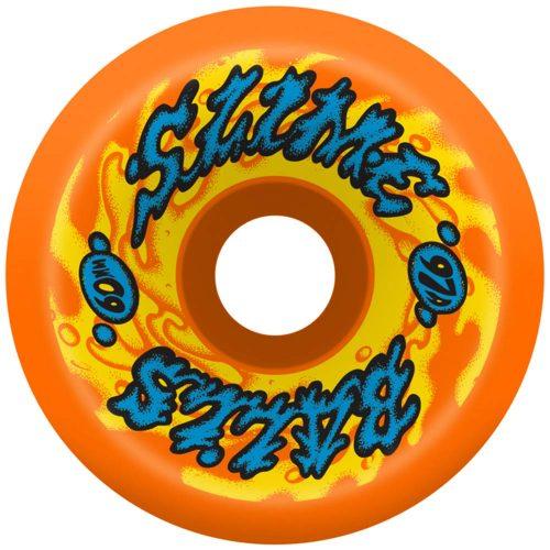 Santa Cruz Slime Balls Gooberz Vomits 60mm 97a Orange Skateboard Wheels Reissue Canada Pickup Vancouver