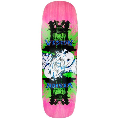 Vision Double Vision Reissue Skateboard Pink Canada Pickup Vancouver