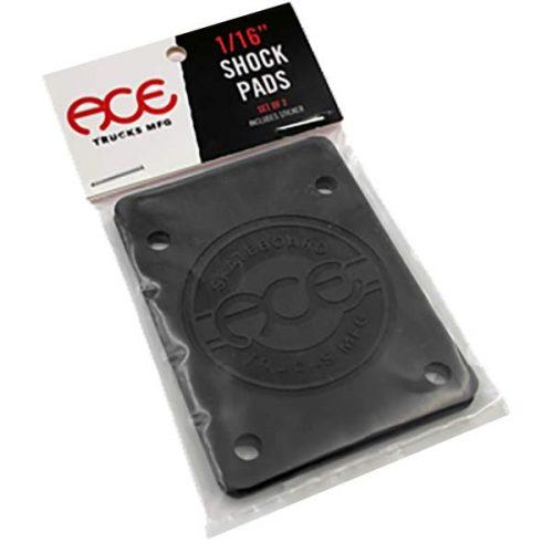 "Ace Trucks Shock Pads 1/16"" Black Canada Online Sales Vancouver Pickup"