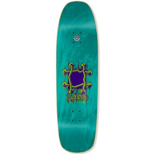 Black Label Lucero Bars X 2 8.88 turquoise stain Reissue Skateboard Deck Canada Pickup Vancouver