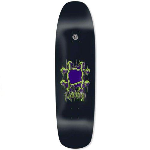 Black Label John Lucero Bars X 2 8.88 black dip reissue skateboard Canada Pickup Vancouver