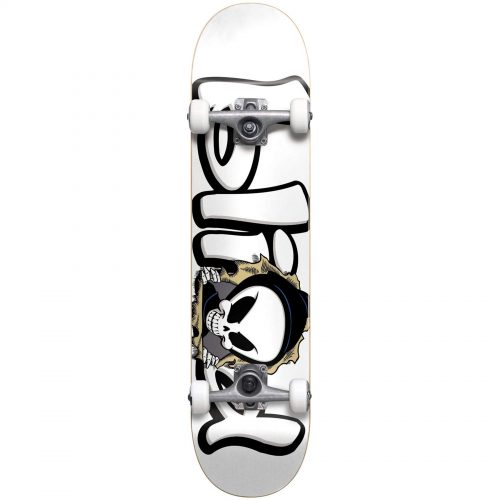 Blind Bust Out Reaper FP Complete 7.625 White Skateboard Canada Pickup Vancouver