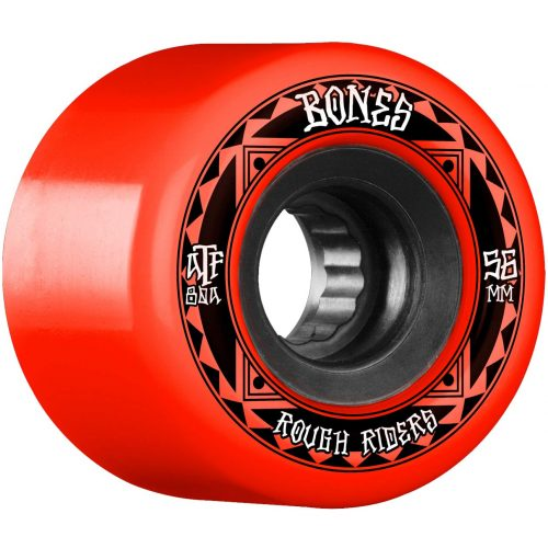 Bones Rough Riders 56mm 80a Red Skateboard Wheels Canada Pickup Vancouver