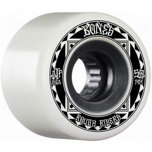 Bones Rough Riders 59mm 80a White Skateboard Wheels Canada Pickup Vancouver