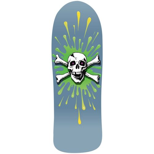 """Brand-X DedHed REISSUE Skateboard Deck 10"""" x 30.25"""" Blue Canada Pickup Vancouver"""