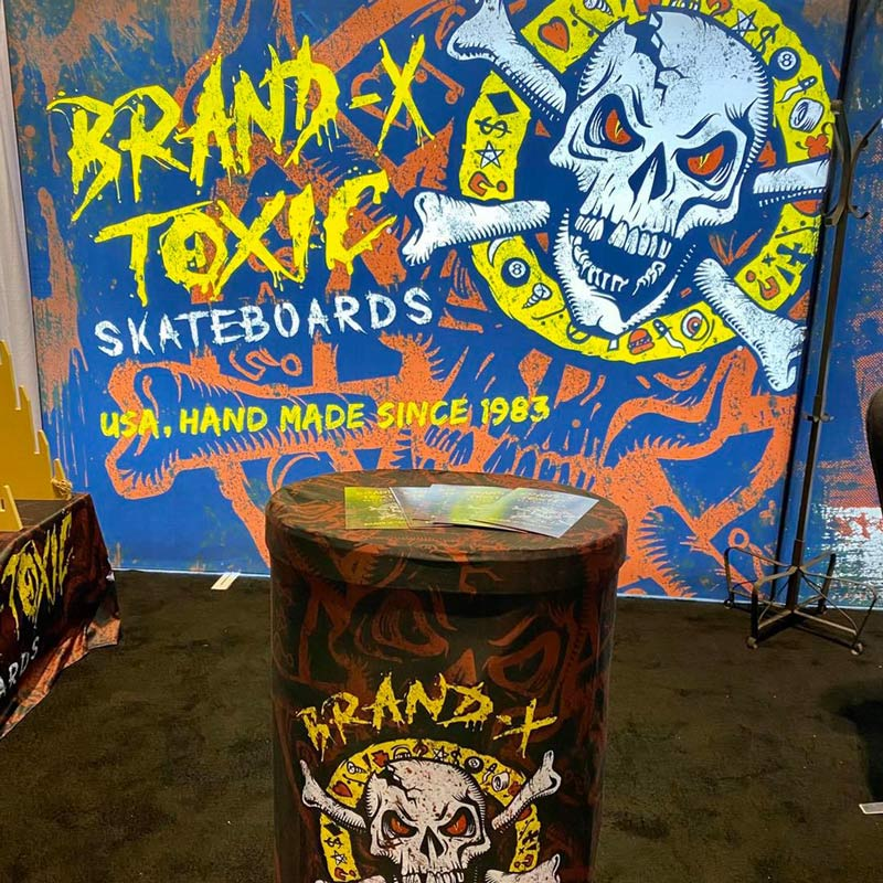 Brand-X-Toxic Skateboards Canada Pickup Vancouver