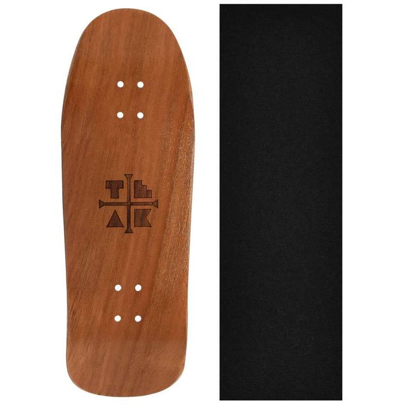Teak Tuning Carlsbad Cruiser Wooden Fingerboard Deck 34mm x 100mm Prunus Serotina Canada Online Sales Vancouver Pickup