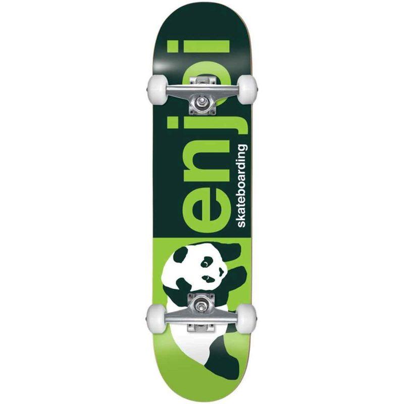 Enjoi Half And Half FP Complete 8.0 x 31.6 Green Skateboard Canada Pickup Vancouver