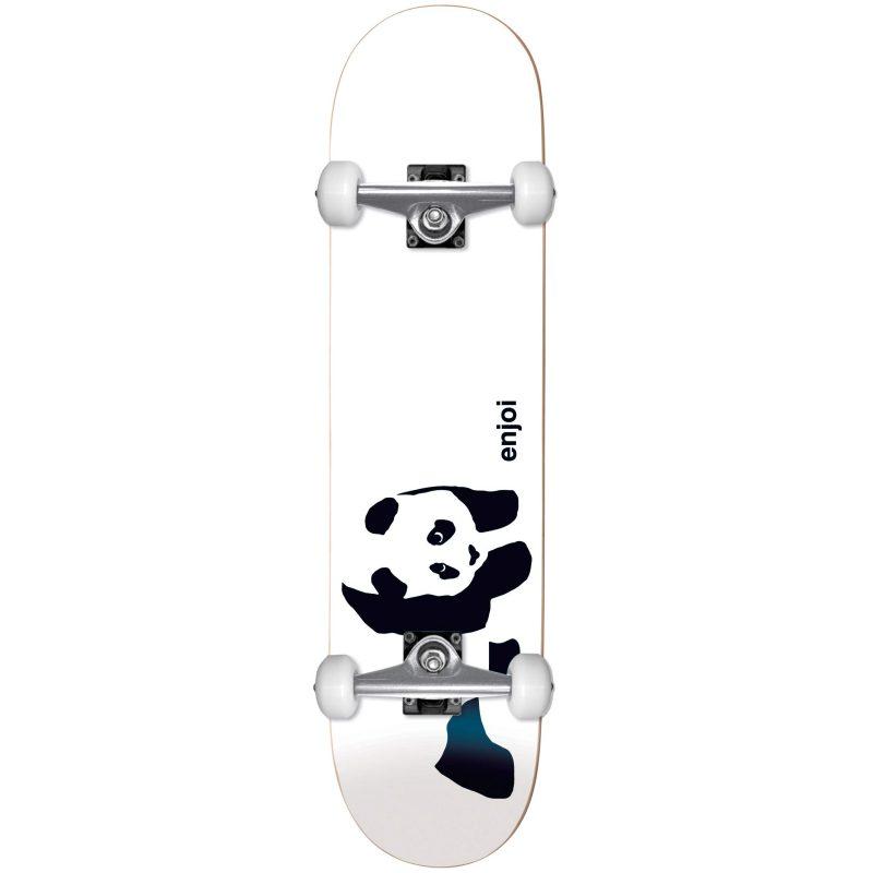 Enjoi Whitey Panda Youth Micro Soft Top 6.75 White Skateboard Junior Canada Pickup Vancouver