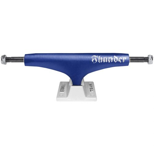 Thunder AFTERSHOCK TEAM EDITION 148 Blue White Skateboard Trucks Canada Pickup Vancouver