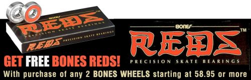 Free Reds Bearings Canada Pickup Vancouver
