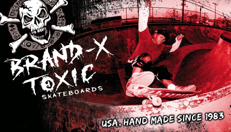Brand X Toxic Canada Distributor pickup Vancouver
